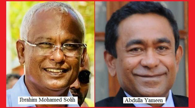 Malidives President Ibrahim Mohamed Solih