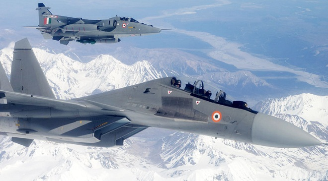 Indian Air Force Fighter Planes
