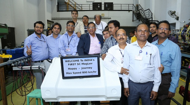 Scientists at the Raja Rammana Centre for Advanced Technology